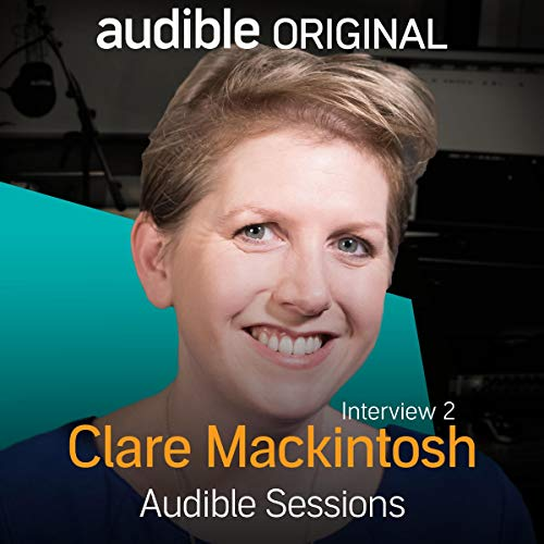 Clare Mackintosh - March 2018 cover art