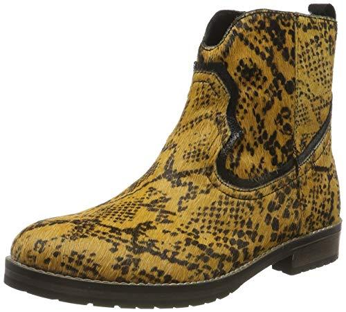 Gioseppo 56401, Botines para Niñas, Multicolor (Leopardo Leopardo), 35 EU