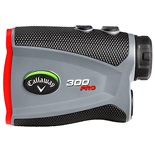 Callaway 300 Pro Slope Laser Golf Rangefinder Enhanced 2021 Model - Now With Added...