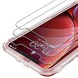 Panzerglas für iPhone 11/ XR 6.1 Zoll, Syncwire 3 Stück Blasenfrei HD Panzerglasfolie 9H-Härte...