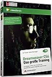 Dreamweaver CS6 - das große Training - Dreamweaver CS6. Grundlagen, HTML, CSS, Interaktivität, Gestalten für mobile Endgeräte, Expertentipps (AW Videotraining Grafik/Fotografie) - André Reinegger