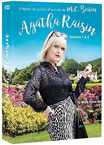 Agatha Raisin-Saisons 1 et 2