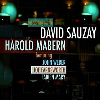 Meeting with Harold Mabern (feat. Harold Mabern, John Weber, Joe Farnsworth, Fabien Mary)