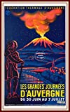 Herbé TM Auvergne Poster / Kunstdruck, 60 x 80 cm,