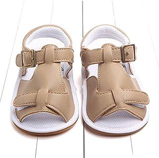 [Setaria Viridis] ベビーサンダル 滑り止め ベビーシューズ 赤ちゃん靴 ゴムソール 出産祝い プレゼント