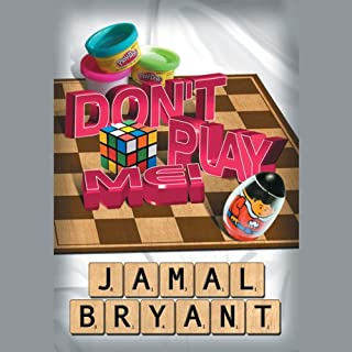 Don't Play Me! audiobook cover art