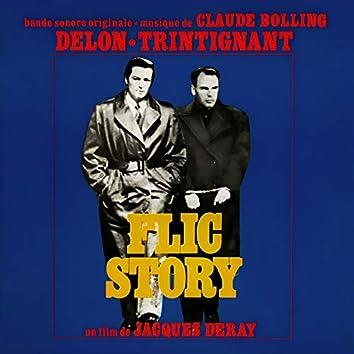 Flic Story (Bande originale du film avec Alain Delon)