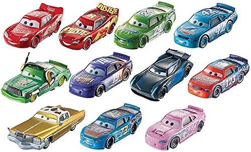 Disney Cars 3 Desert 11 Race Pack