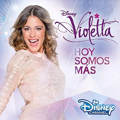 Violetta - Hoy Somos Mas (Der Original-Soundtrack zur TV-Serie - Staffel 2, Vol.1)