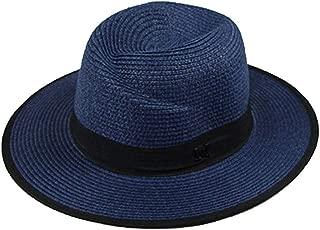New Small Pepper Summer Ladies Straw Hat Side Edge Big Hats Sunscreen Sunshade Jazz Hat