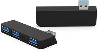 Juiced Systems Surface Pro 3 - USB HUB Adapter : 3X USB 3.0 Ports - 1x Micro USB Input