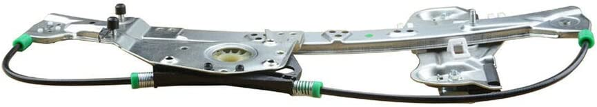 SYL Max 49% OFF Rear Left Side Power Window Regulator o 2000-20 Motor w for Max 49% OFF