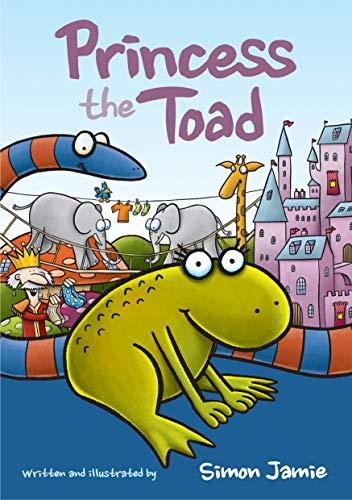 Princess The Toad (English Edition)