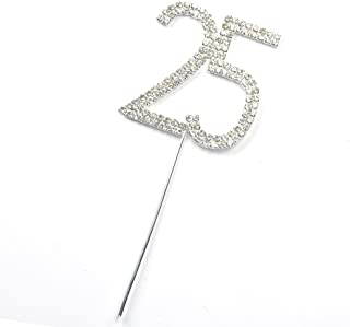 quarter cake for 25th birthday