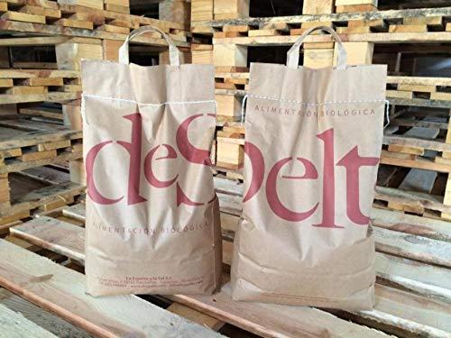 Caja especial de harina. 4 paquetes de harina, harina de maíz, harina de arroz, harina de espelta y harina de cebada. Harina italiana