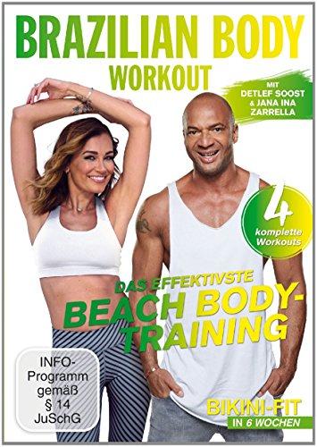 Brazilian Body Workout - Das effektivste Beach Body-Training
