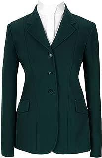 Ladies Soft Shell Jacket (Hunter Green, 2R)