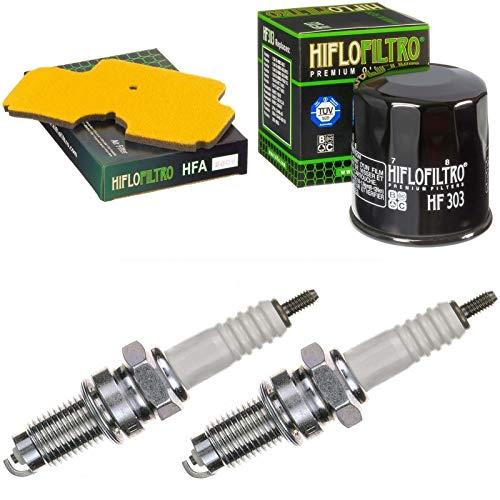 Pamoto - Filtro de aire para filtro de aceite de bujías ER-6N 650 A 2005-2007