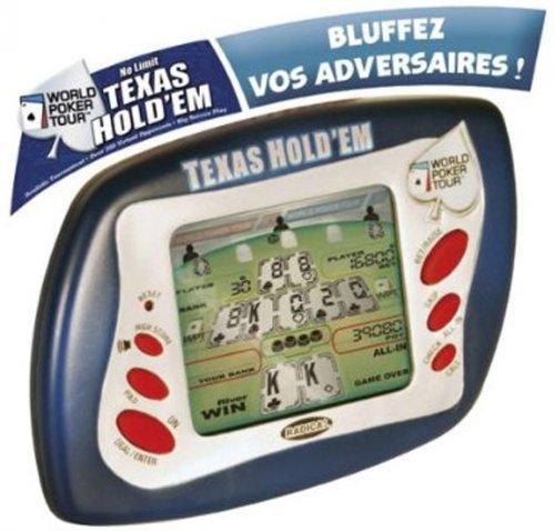 Radica No Limit Texas Hold Em Handheld