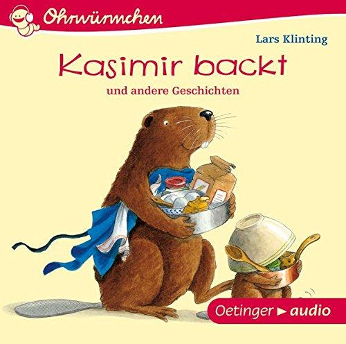 Kasimir backt (CD): OHRWÜRMCHEN Hörbuch, 24 min.