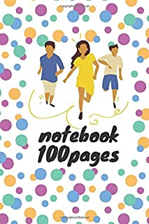 NOTEBOOK 100PAGES