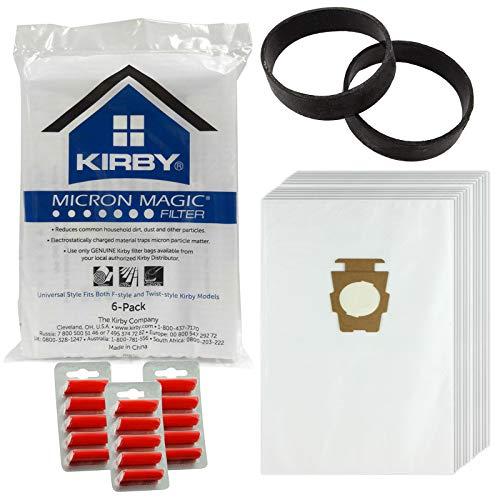 Kirby G10g10e G10SE aspirador auténtica Hepa bolsas