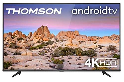 Thomson 55UG6400, Smart Tv - Android Tv, 55 Pollici, 4k Ultra HD