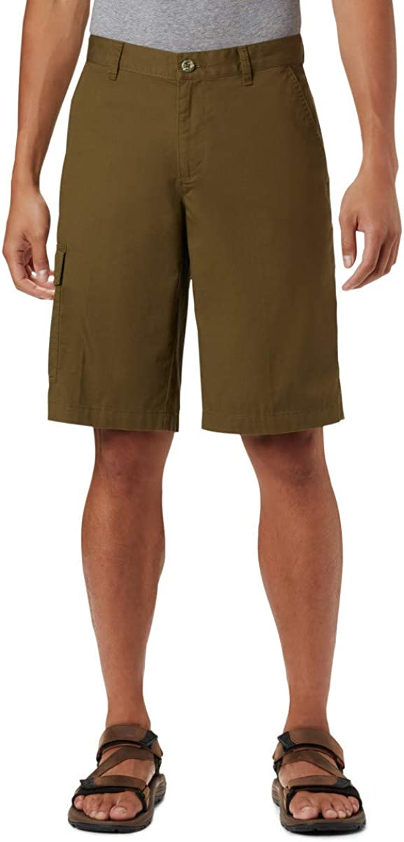 Columbia Mens Red Bluff Cargo Short