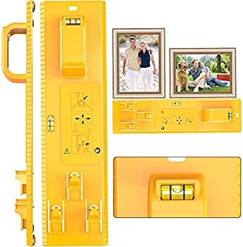 Ahlirmoy Picture Hanging Kit with Built-in Level
