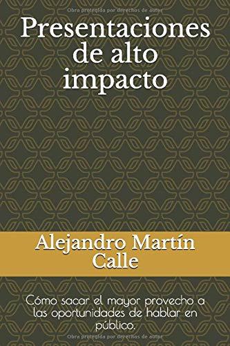 Libro Presentaciones de alto impacto