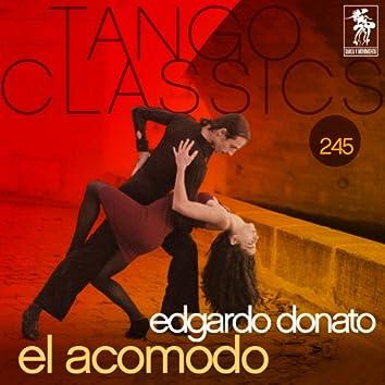 Tango Classics 245: El Acomodo