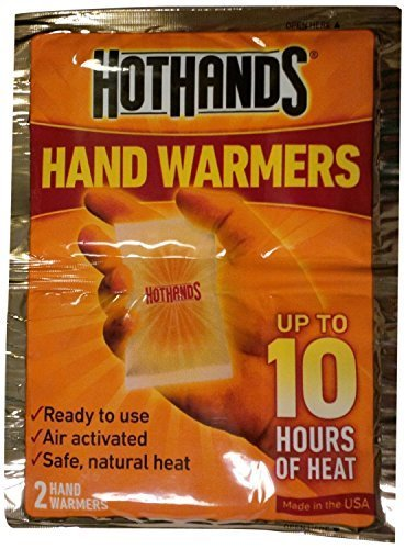 HotHands Body & Hand Super Warmer 18 Hours of Heat Freshly Packed (10 Count Package) by HotHands