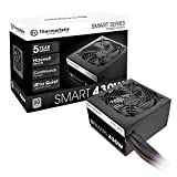 Thermaltake Smart 430W 80+ Black Continuous Power ATX 12V V2.3/EPS 12V Active PFC Power Supply PS-SPD-0430NPCWUS-W