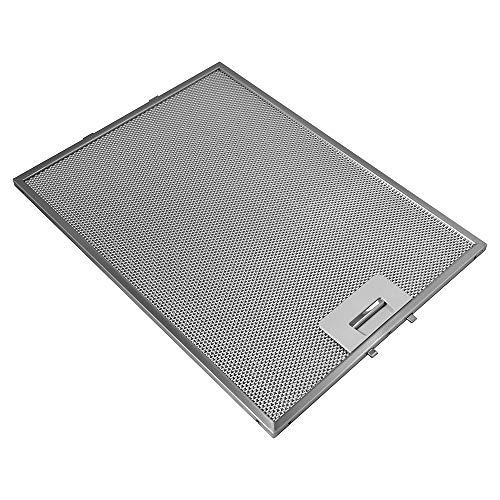 Geeignet für Siemens / Bosch / Bauknecht / Whirlpool Metall-Fettfilter von AllSpares 422872 / 00422872 / 480122102174