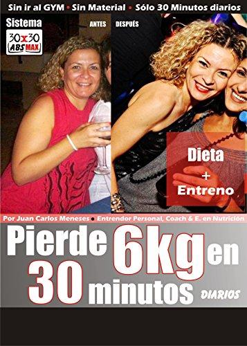Sistema 30x30AbsMax Pierde 6 Kilos de Grasa Abdominal en Sólo 30 Minutos...