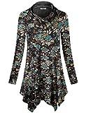 Cestyle Long Tunic Tops for Women, Women's...