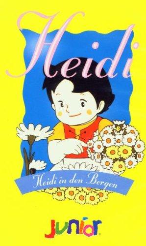 Heidi - Heidi in den Bergen [VHS]