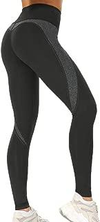 CAMBIVO Leggings Damen Fitness Yoga High Waist Blickdicht f/ür Sport t/äglichen Gebrauch Leggins mit Handytasche Yogahose Laufhose Sporthose Tights lang Training
