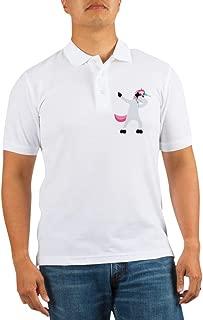Unicorn Dab Golf Shirt, Pique Knit Golf Polo