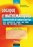 Logique et mathématiques aux concours des écoles de commerce post-Bac - Acces, Bachelor-EGC, Sesame, Pass, Prism, Team, Ipag, Tage-Mage, Tage 2...