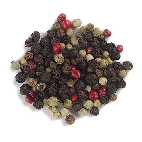 Frontier Co-op Peppermill Gourmet 4 Pepper Blend, Kosher, Non-irradiated | 1 lb. Bulk Bag