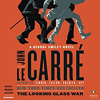 The Looking Glass War audiobook cover art