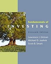 fundamentals of investing gitman 11th edition