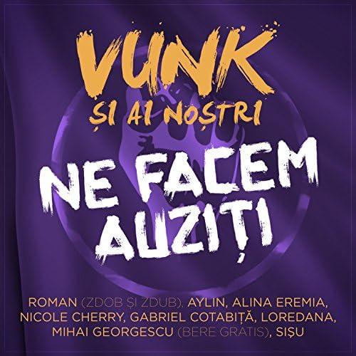 Vunk feat. Alina Eremia, Nicole Cherry, Roman, Aylin, Gabriel Cotabita, Loredana, Mihai Georgescu & Sisu