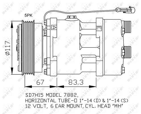 Nrf 32779 Montaggio Aria Condizionata