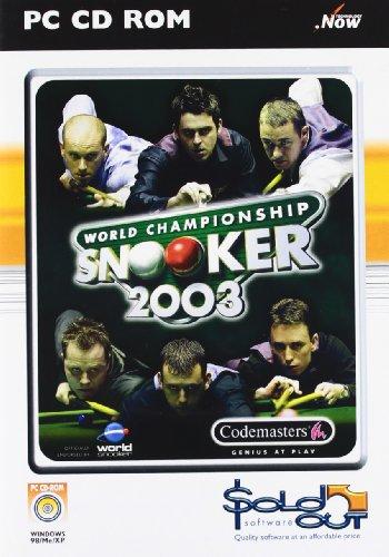 World Championship Snooker 2003 [UK Import]