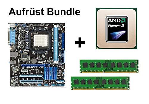 Aufrüst Bundle - ASUS M4N68T-M LE V2 + Phenom II X4 965 + 8GB RAM #95719