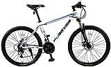 26-Zoll-24-Gang Mountainbike for Erwachsene, Shift...