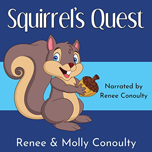 Squirrel's Quest cover art