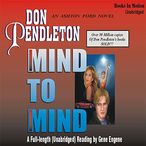 Mind to Mind audiobook cover art